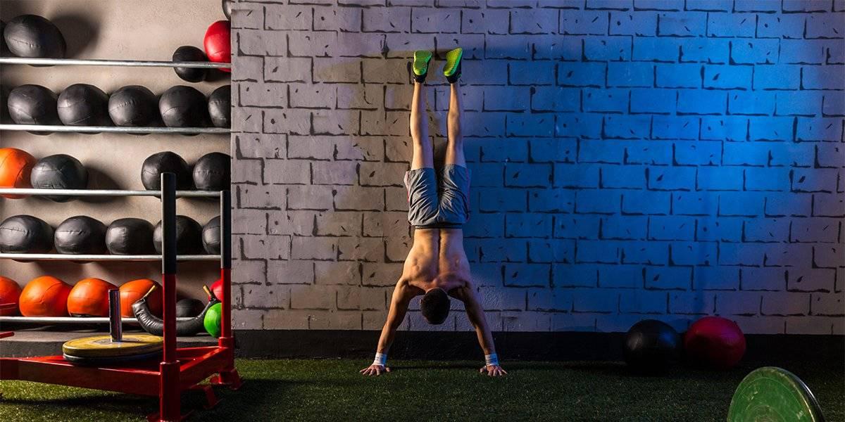 treinar sem equipamento