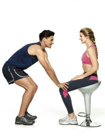 exercicios casal parceira posterior coxa