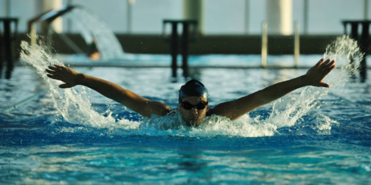 hiit de natação