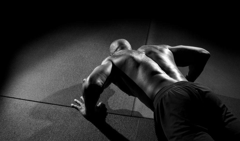 exercicios peitoral - Flexão