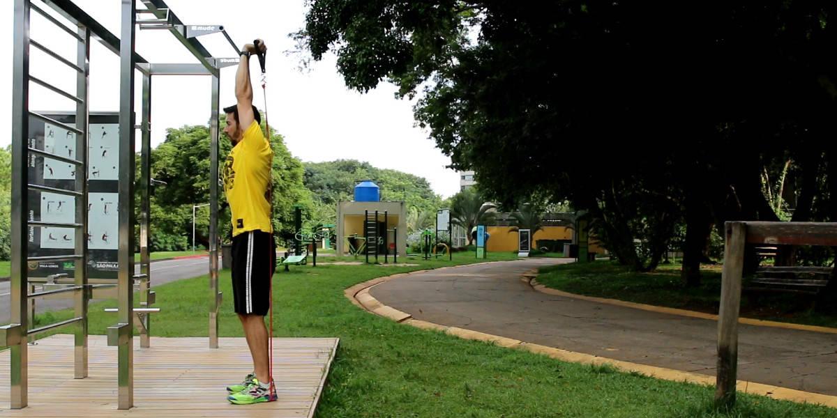 Fabio pasetto - treino bíceps tríceps