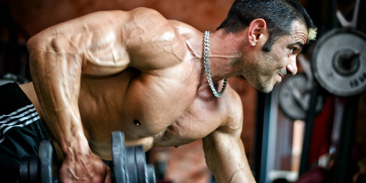 triceps halteres