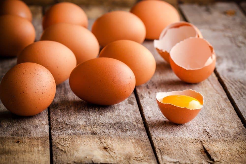 4 subs frango - ovos