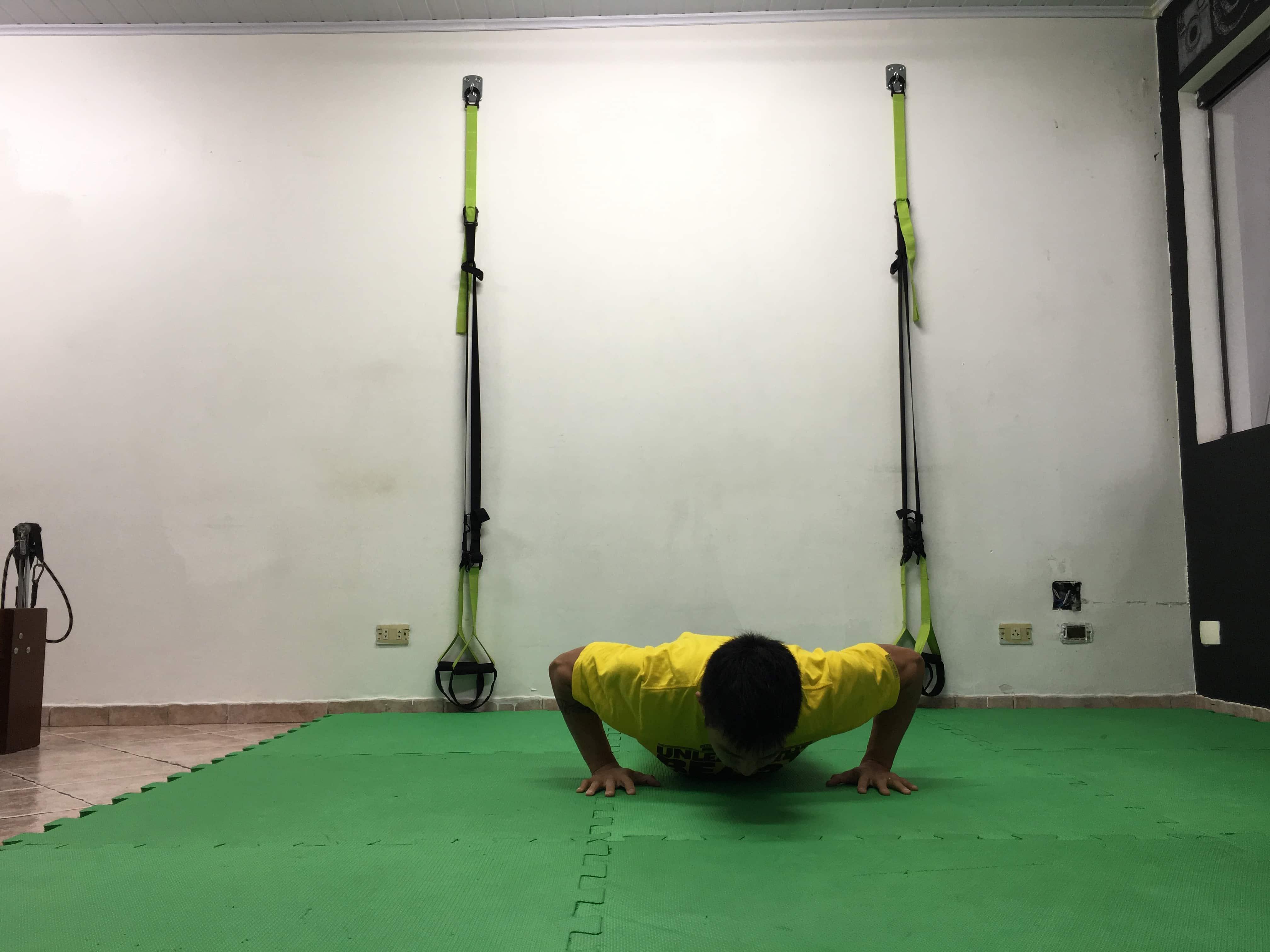 Flexão tradicional