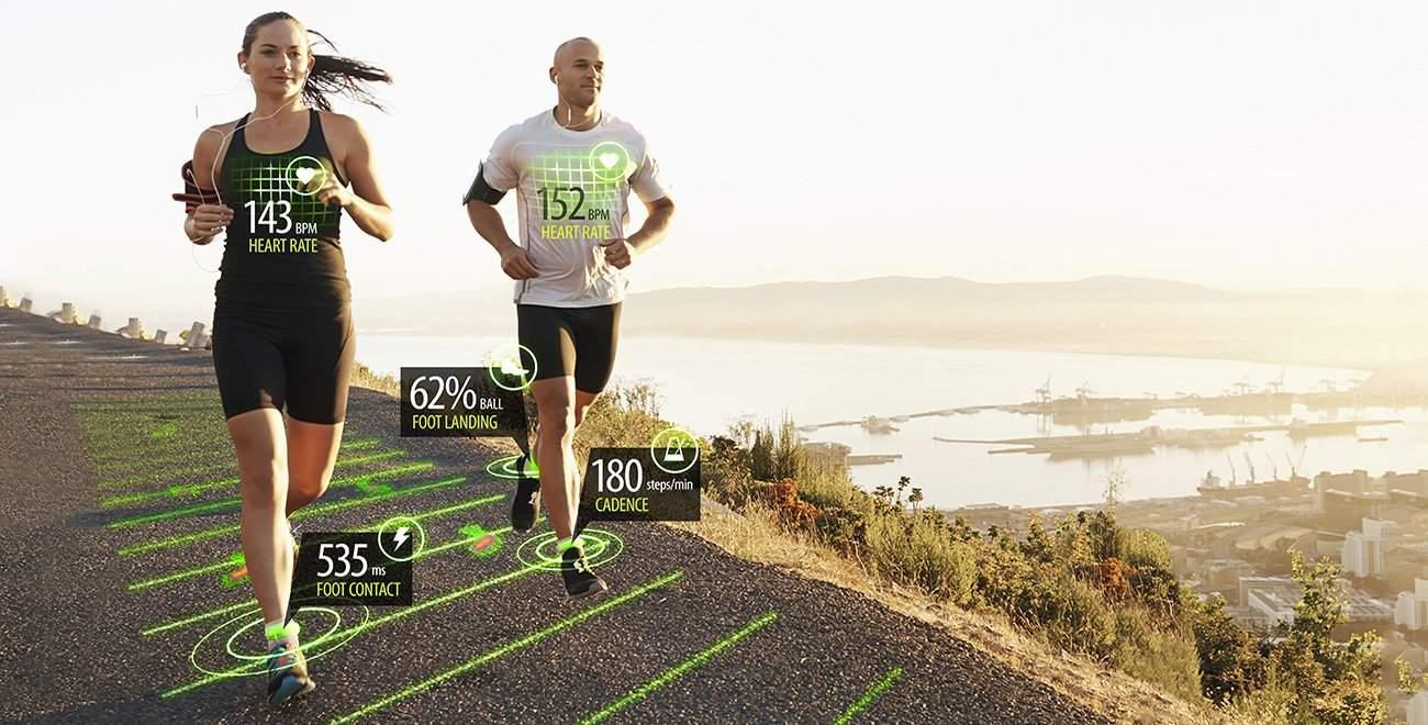 Sensoria Fitness Running System