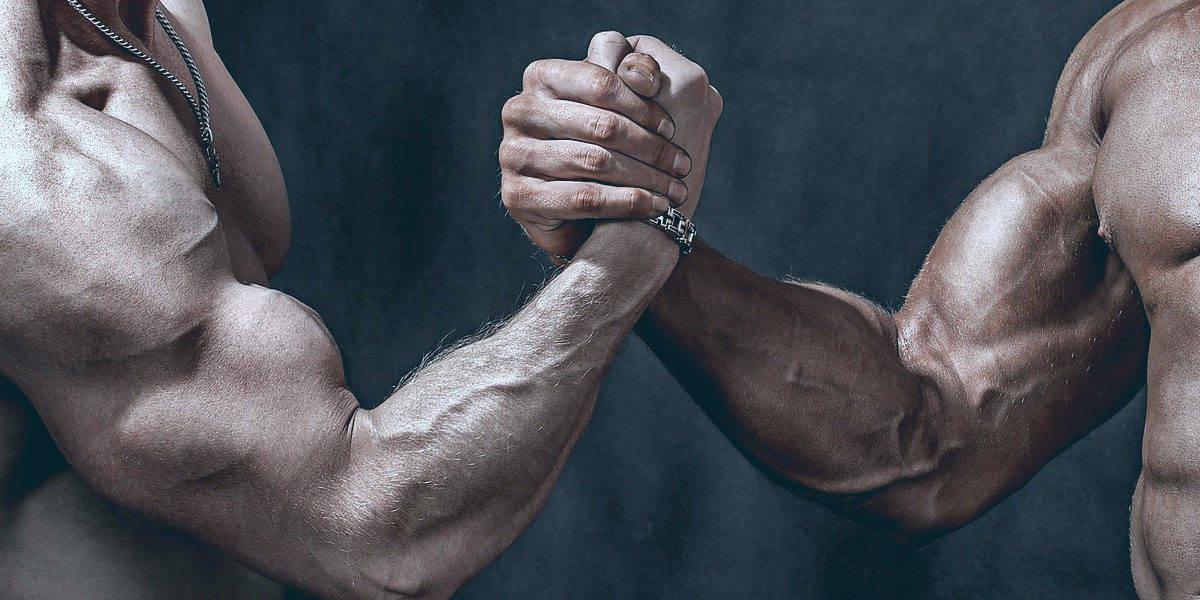 truques exercicios incomuns braço