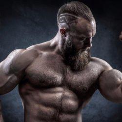 braço gigante sem treinar bíceps e tríceps