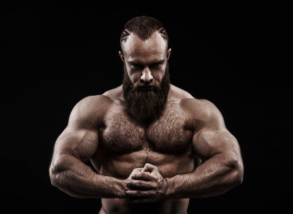 braço gigante sem treinar bíceps e tríceps frente