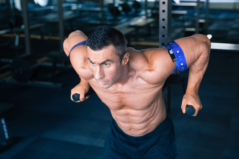 oclusão vascular treino