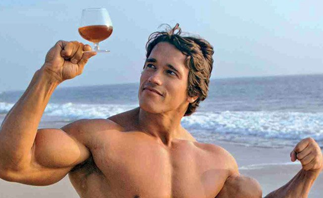pos-treino - bebida arnold