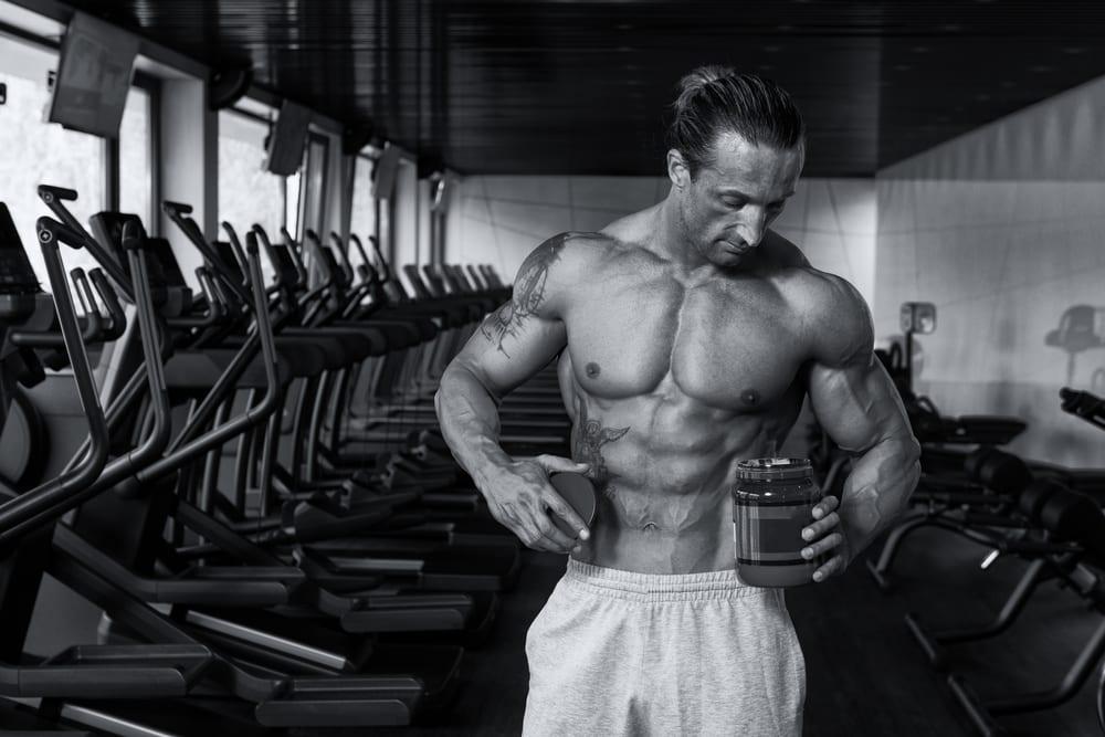 verdades musculação - suplemento