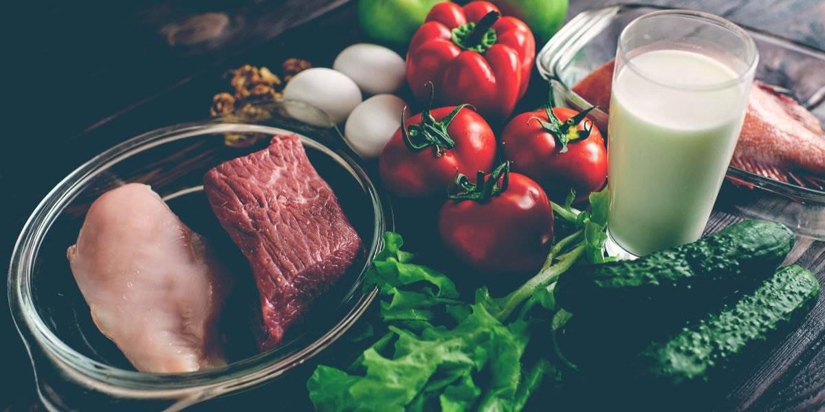 os melhores alimentos para construir músculos