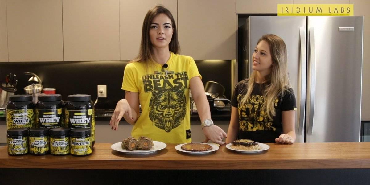 thaysa leoni - mayara martins - receitas doces com whey