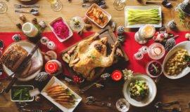 Como aproveitar a ceia de Natal sem estragar sua dieta