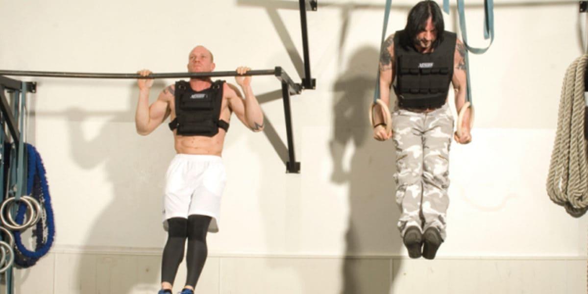 colete de peso - acessorios para musculação