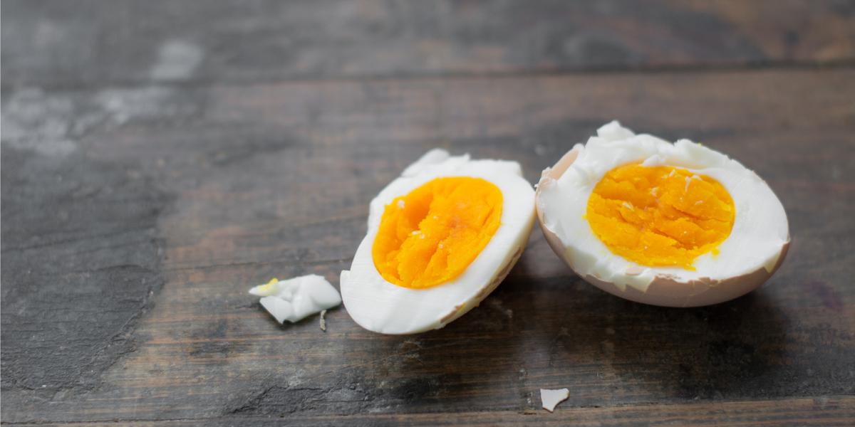 hacks alimentação - ovo