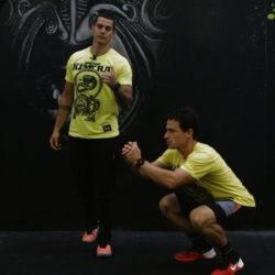 henrique - pernas - peso corporal