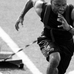 sprint resistido velocidade aceleração