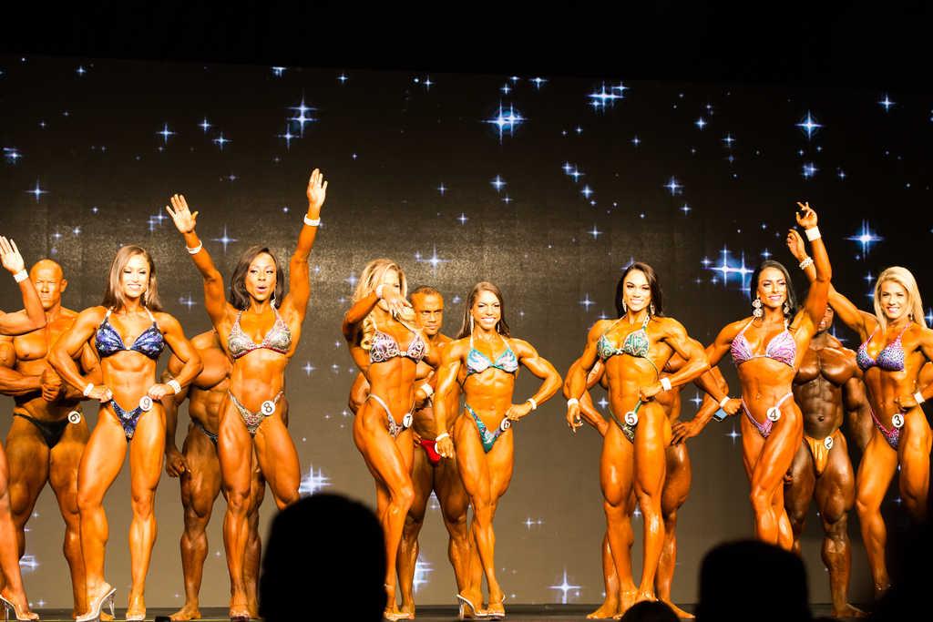 Arnold Classic South America - bodybuilding feminino