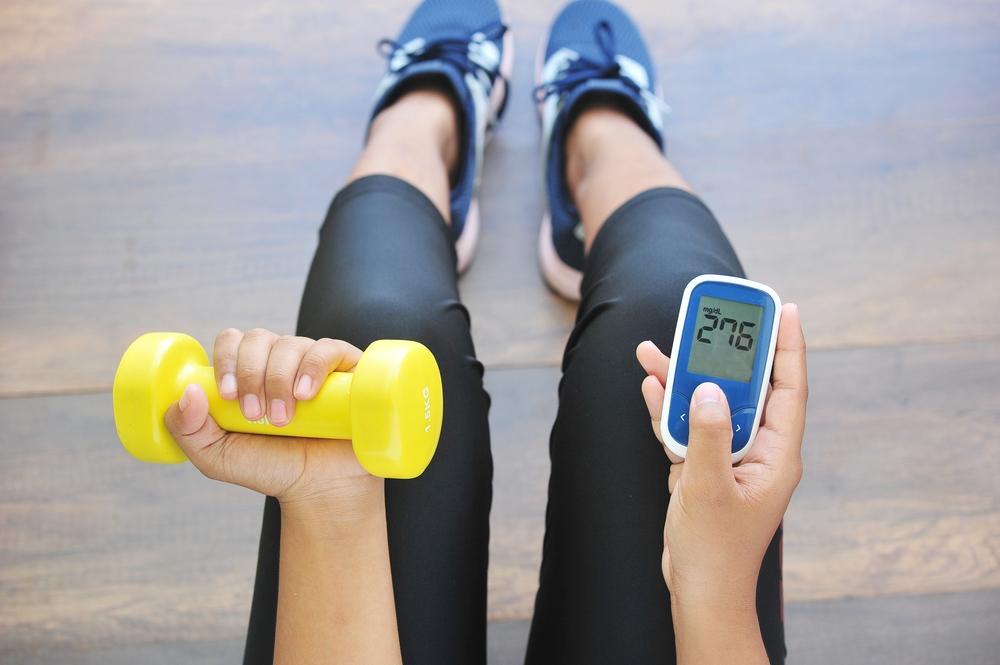 diabetes glicemia exercicio