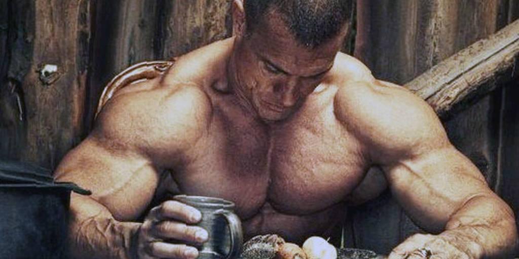 estrategias ganhar massa muscular - alimentação nutricao dieta