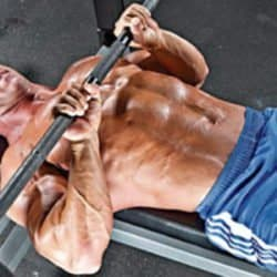 triceps sem sobrecarregar ombros