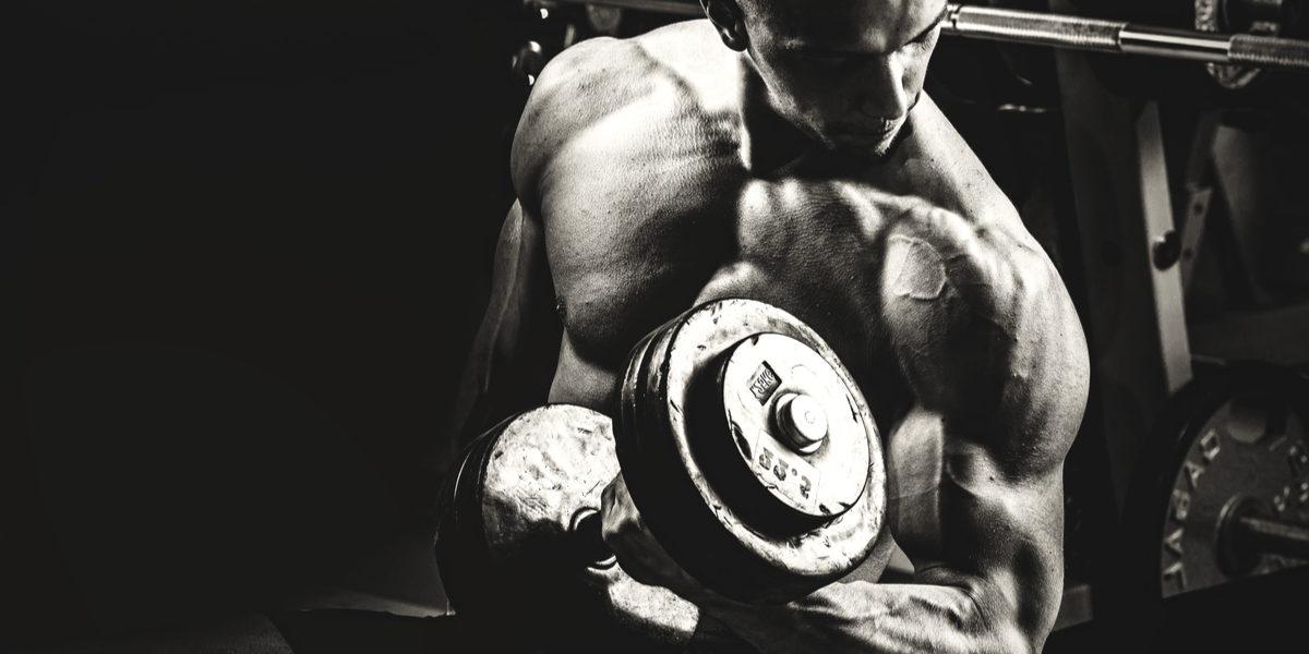 tut time under tension - biceps