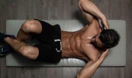 5 exercícios importantes e incomuns para quem quer um abdômen insano