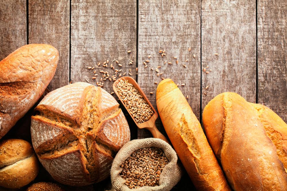 carboidratos - pão
