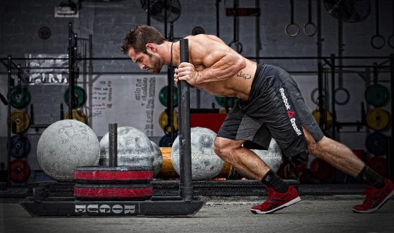 Desafio CrossFit