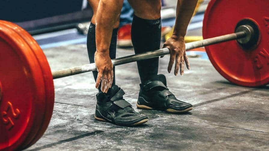 fortalecer a pegada treino