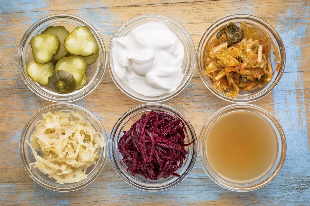 alimentos capazes de melhorar o sistema imunológico: probióticos