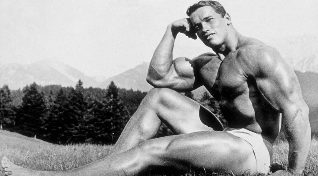 Arnold Schwarzenegger - 1966