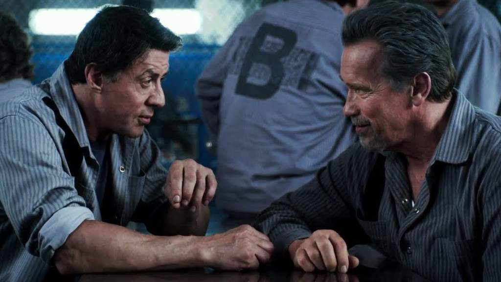 Arnold Schwarzenegger - 2013 - escape plan