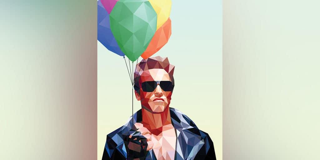 Arnold Schwarzenegger - anivesário