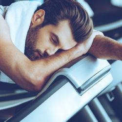 corrida esteira cansaço erros