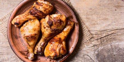 mitos nutrição - frango com pele