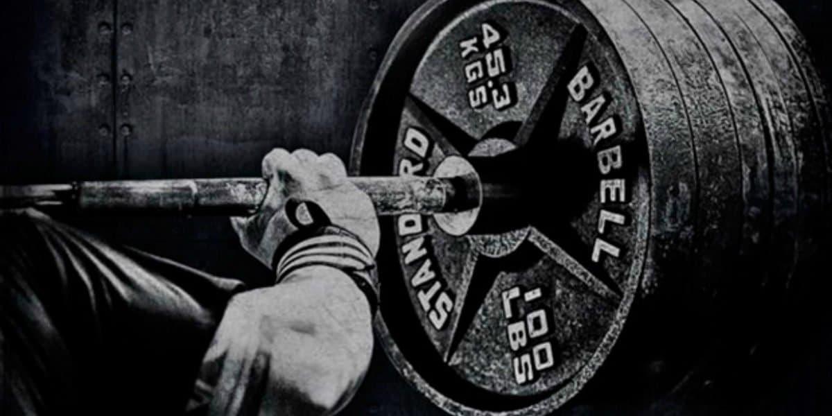 ficar mais forte - treino de força