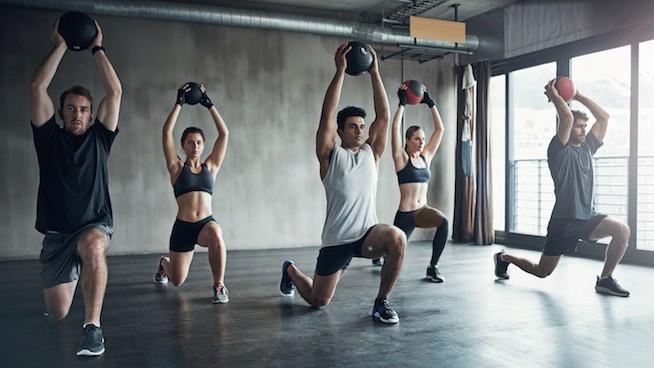 Treino - músculos estabilizadores