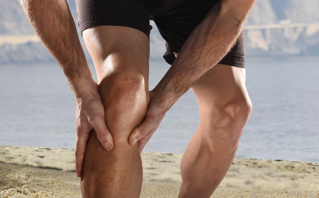 articulação dor joelho colageno