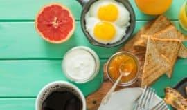 Café da manhã: porque você deve focar no consumo de proteínas