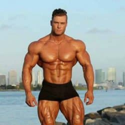 chris bumstead - bodybuilding