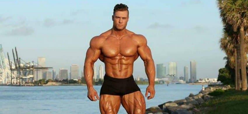 chris bumstead - bodybuilding