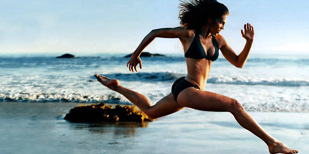 hilary swank - fitness