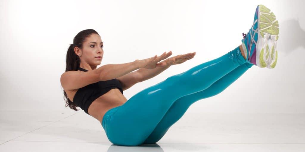 hiit acelerar metabolismo abdominal canivete