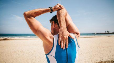 alongamento triceps