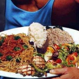 3 ajustes para fazer na dieta nos dias que você não treina
