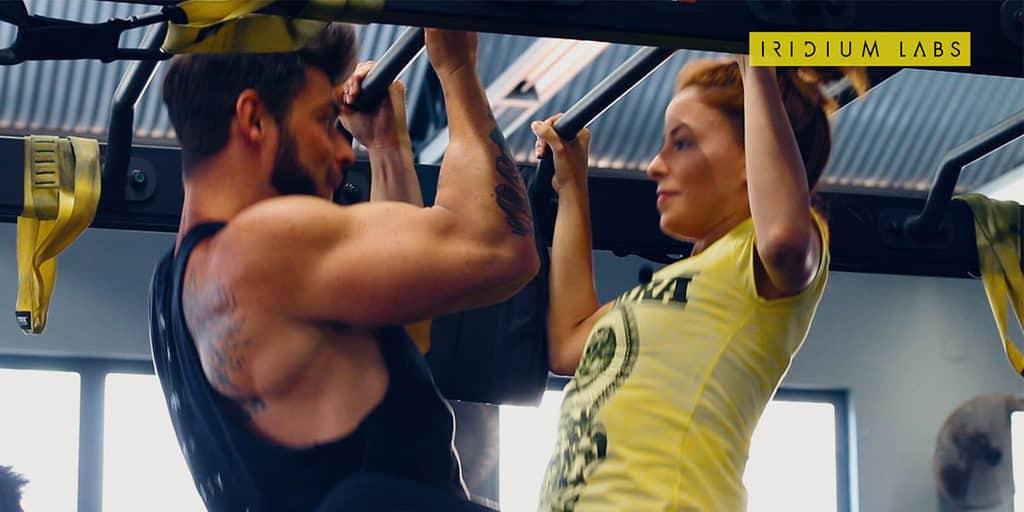 treino em casal