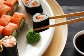 Comida Japonesa: ela pode não ser tão saudável quanto você pensa