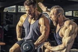 4 razões inquestionáveis para você ter um bom parceiro de treino!